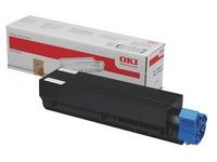 OKI - zwart - origineel - tonercartridge