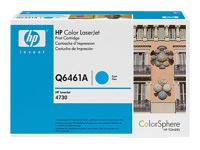 Q6461A HP CLJ4730 CARTRIDGE CYAN (1223841)