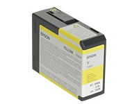 C13T580400 EPSON ST PRO3800 INK YELLOW