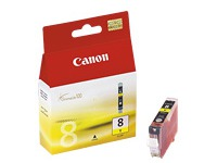 CLI8Y CANON MP800 TINTE YELLOW (0623B001)