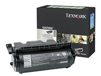 12A7462 LEXMARK T630 CARTRIDGE BLACK HC