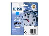 C13T27124010 EPSON WF3620DWF TINTE CY HC