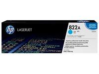 HP 822A - cyaan - origineel - LaserJet - tonercartridge (C8551A)