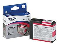 Epson T5803 - magenta - origineel - inktcartridge (C13T580300)