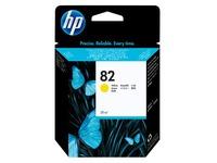HP 82 - geel - origineel - inktcartridge (C4913A)
