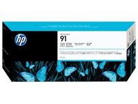 HP 91 - fotozwart - origineel - inktcartridge (C9465A)