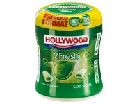 Box of 40 chewing-gums Hollywood Chlorophyle