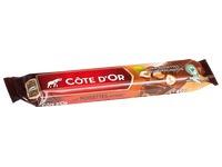 Doos 32 chocoladerepen Côte d'Or melk-noten 45 g