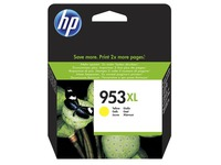 HP 953XL - High Yield - yellow - original - ink cartridge