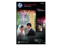 HP Premium Plus Photo Paper - papier photo - 50 feuille(s) (CR695A)