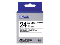 Epson LabelWorks LK-6WBN - etikettape - 1 rol(len) (C53S656006)