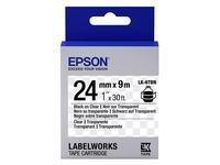 Epson LabelWorks LK-6TBN - etikettape - 1 rol(len) (C53S656007)