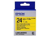 Epson LabelWorks LK-6YB2 - magnetische labels - 1 rol(len) (C53S656011)