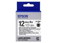 Epson LabelWorks LK-4TBW - etikettape - 1 rol(len) (C53S654015)