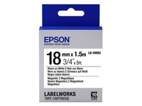 Epson LabelWorks LK-5WB2 - etikettape - 1 rol(len) (C53S655001)