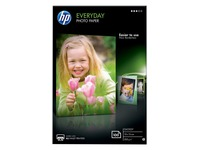 HP Everyday Photo Paper - photo paper - 100 sheet(s)
