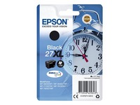 Epson 27XL - XL - black - original - ink cartridge