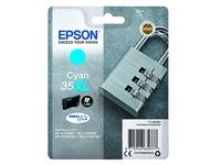 Epson 35XL cartridge high capacity cyan for inkjet printer