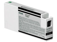 Epson UltraChrome HDR - fotozwart - origineel - inktcartridge (C13T636100)