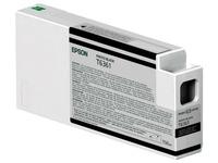 Epson UltraChrome HDR - fotozwart - origineel - inktcartridge (C13T636100)