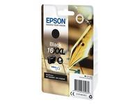 Epson 16XXL - XL - zwart - origineel - inktcartridge