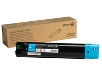 106R1507 XEROX PH6700 TONER CYAN HC