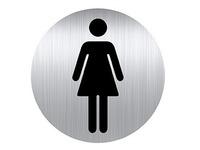 Zelfklevend pictogram Ø 8 cm
