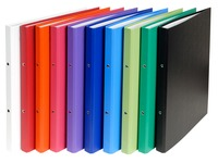 Exacompta PP covered Ring Binder, A4, 2 rings, 20mm spine