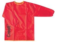 Havo verfschort voor kinderen 5-8 jaar, rood