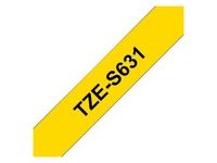 Brother TZeS631 - gelamineerde tape - 1 rol(len)