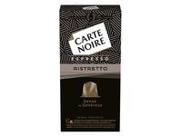 Carte Noire Coffee Pods No.12 Ristretto - 10 Capsules per Box