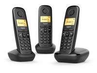 Telephone Siemens Gigaset A270 Trio - black