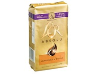 Molded coffee L'Or Absolu Maison du café - pack of 250 g