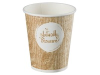 Cup 'Bioware' compostable in disposable cardboard 20 cl - box of 400 pieces