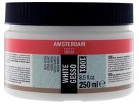 Amsterdam witte gesso, fles van 250 ml