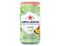 San Pellegrino peach tea 25 cl - pack of 24 cans