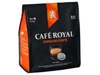 Dosettes de café Café Royal Espresso Forte - Paquet de 36