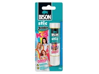 Bison Junior K3 bâton de colle 21 g, sous blister