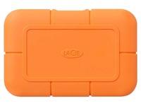 LaCie Rugged SSD STHR500800 - solid state drive - 500 GB - USB 3.1 Gen 2 / Thunderbolt 3