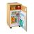 minibar inbouwfrigo frigo op wxieltjes
