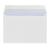 wit envelop flap gegomd zonder venster omslag 114x226
