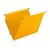 hangmappen blauw geel oranje kraft