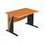 bureau bruin desk L ondertel